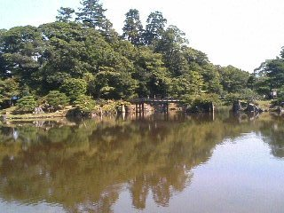 彦根城の玄宮園