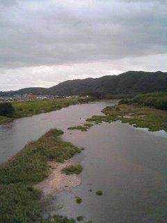 木津川を望む写真2