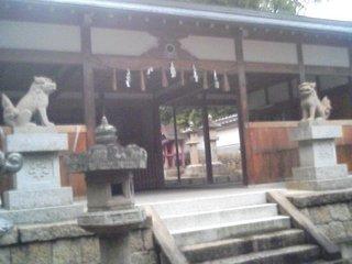 恭仁神社の写真