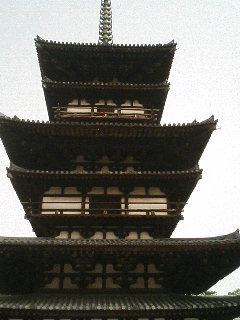 薬師寺の写真二枚目